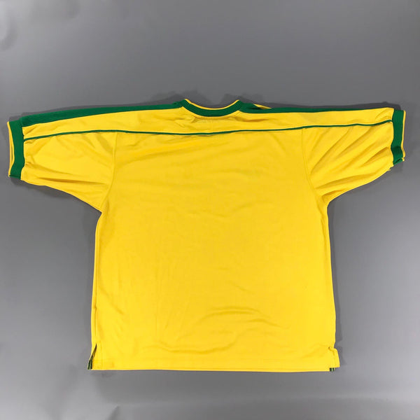 Brazil World Cup 1998  XL Nike Home Shirt