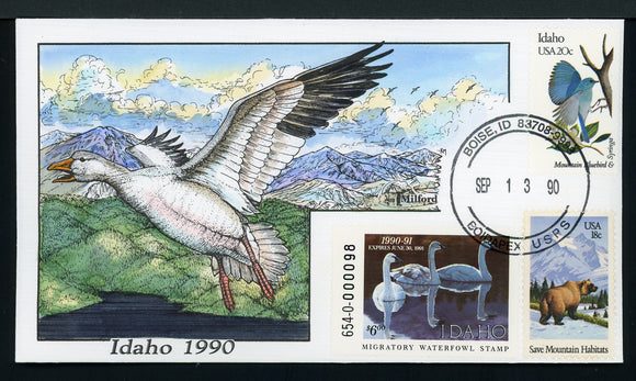 Duck Stamps / FDC