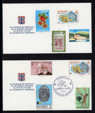 Bahamas COVERS Norwegian Cruise Line Christmas MAPS KGV KGVI SEE SCANS $$