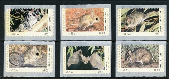 Australia SA 1992 Threatened Species CPS NPC1 $$