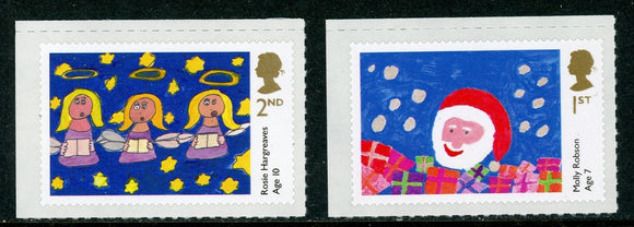Great Britain Scott #3246-3247 MNH Christmas 2013 CV$5+