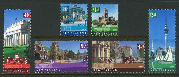 New Zealand Scott #2644-2649 MNH Tourist Attractions CV$18+