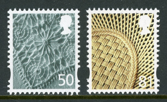 Northern Ireland Scott #28-29 MNH 2008 Definitives CV$4+