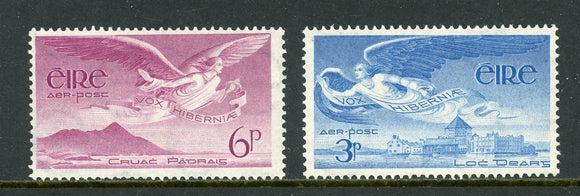 Ireland Scott #C2-C3 MNH Angels Over Irish Sites CV$14+