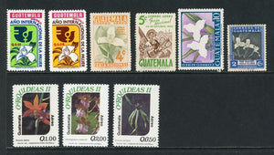 Orchid and Flower Topicals Assortment #23 Guatemala $$