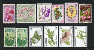 Orchid and Flower Topicals Assortment #29 Worldwide $$