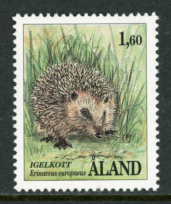 Aland Islands Scott #37 MNH Mammals FAUNA $$