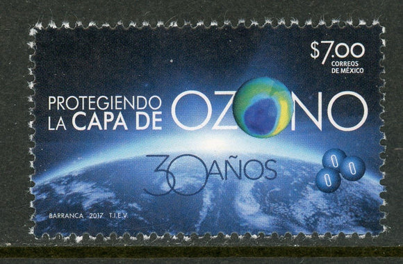 Mexico Scott #3074 MNH Ozone Layer $$
