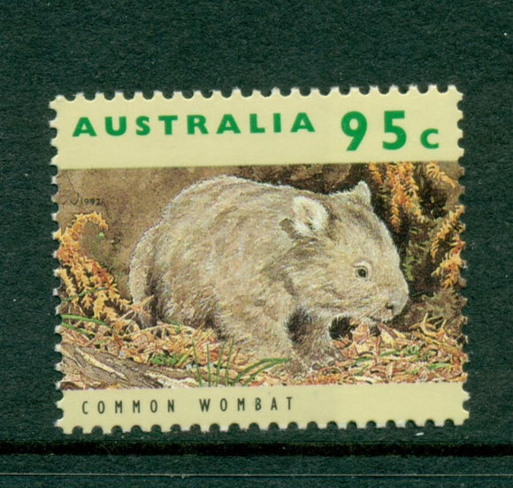 Australia Scott #1285 MNH Common Wombat FAUNA $$