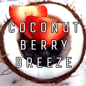 Coconut Berry Breeze