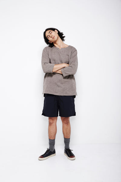 SS16 Look 10: Kurta Tunic / MT Short