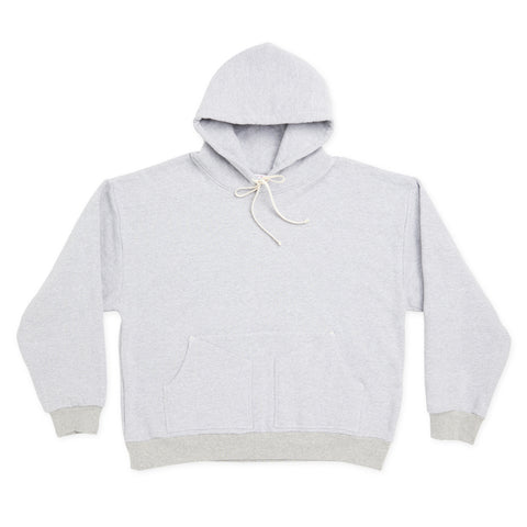 Reversible Evert Hoodie - Heather Grey