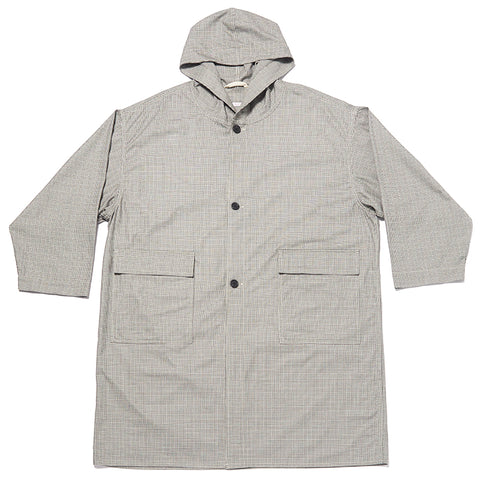Canopy Coat - Glen Check