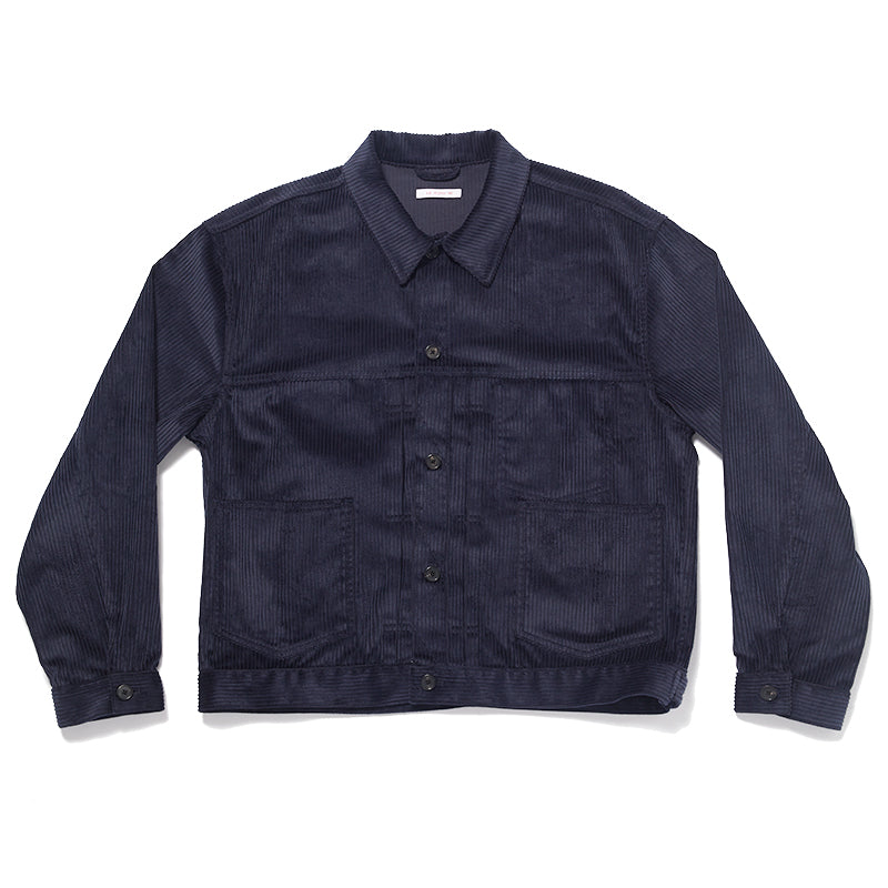 Type 100 Jacket - Navy Corduroy