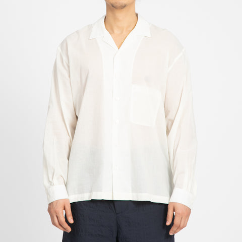 Translucent Natural Shore Shirt