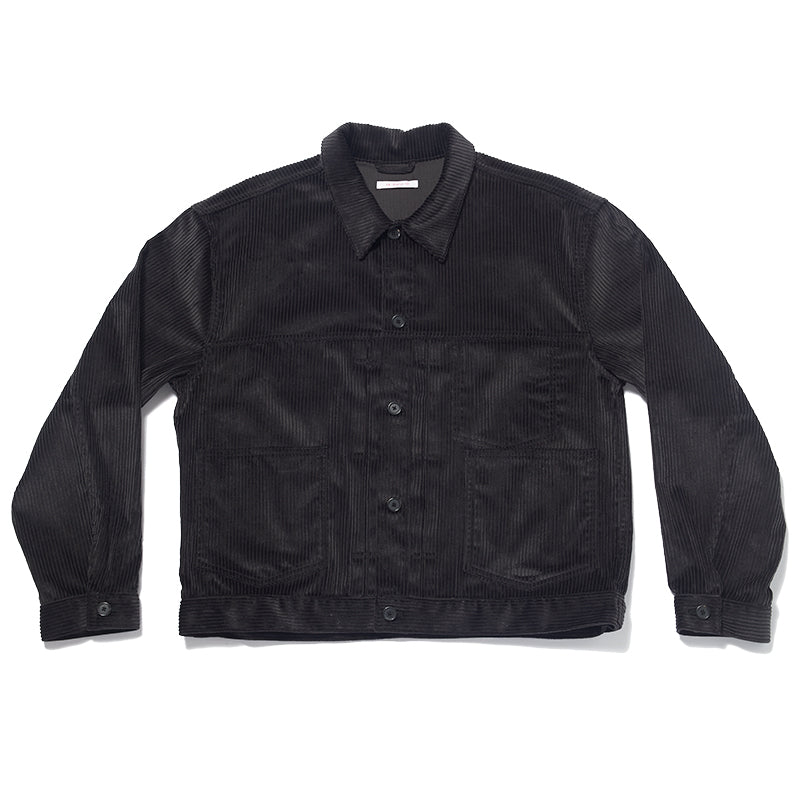 Type 100 Jacket - Black Corduroy