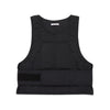 BP Vest - Black Quilted Recycled Nylon WR