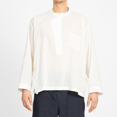 Translucent Natural Li Shirt