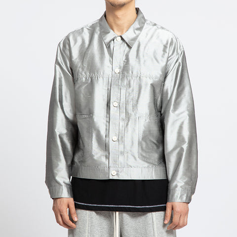 Type 100 Jacket - Silver