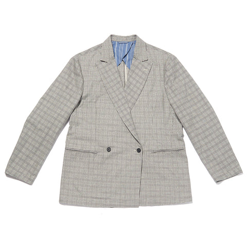 Darwin Blazer - Glen Check