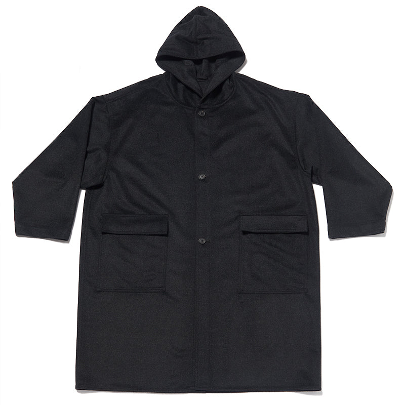Canopy Coat - Charcoal Gray