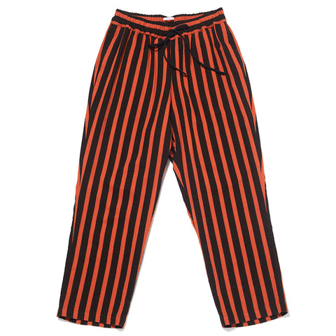 Coma Pant (wide fit) - Orange Stripe