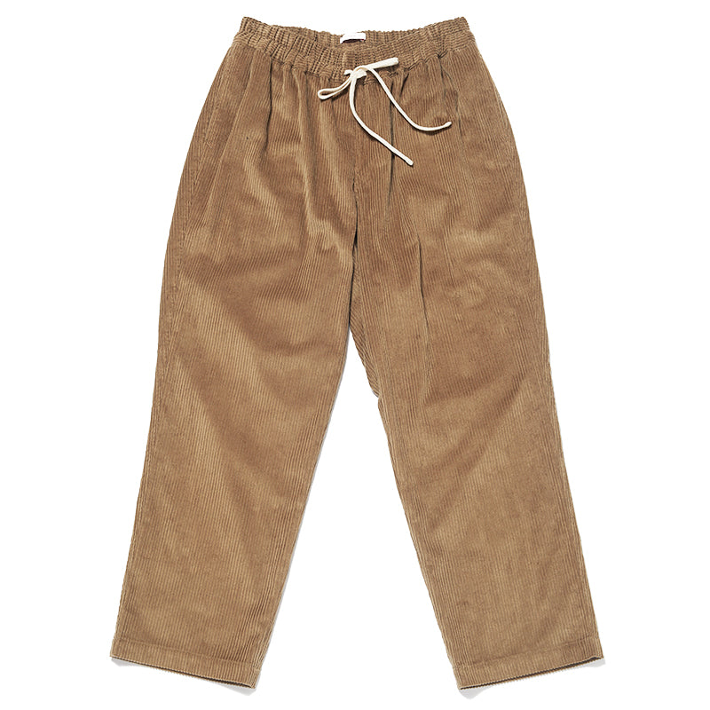 Coma Pant (wide fit) - Taupe Corduroy