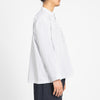 Li Shirt - White/Blue Pinstripe