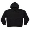 Reversible Evert Hoodie - Black Cotton Fleece