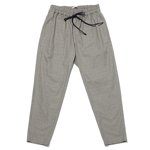 Coma Pant (modern fit) - Glen Check