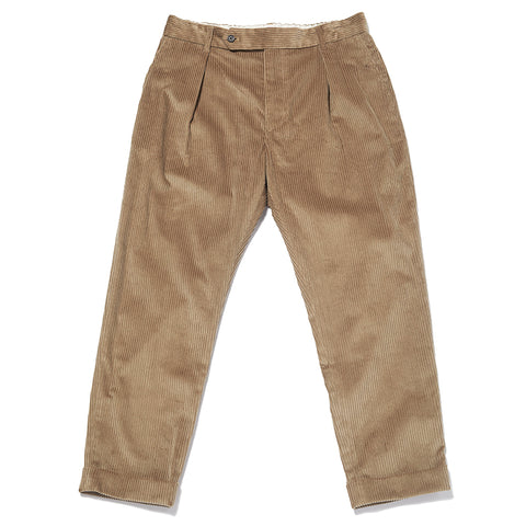 Henry Pant - Taupe Corduroy