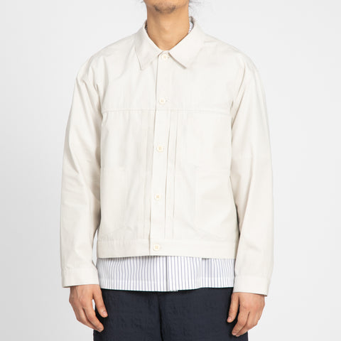 Ecru Type 100 Jacket