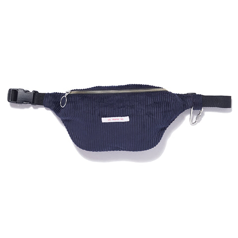 Fanny Pack - Navy Corduroy