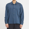 Jam Shirt - Blue Translucent Stripe