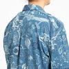 Shore Shirt - Floral Indigo