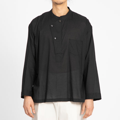 Translucent Black Li Shirt