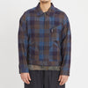 Buddy Jacket - Blue & Purple Plaid