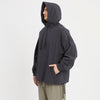 Pod Pullover Jacket - Brown/Blue Nap