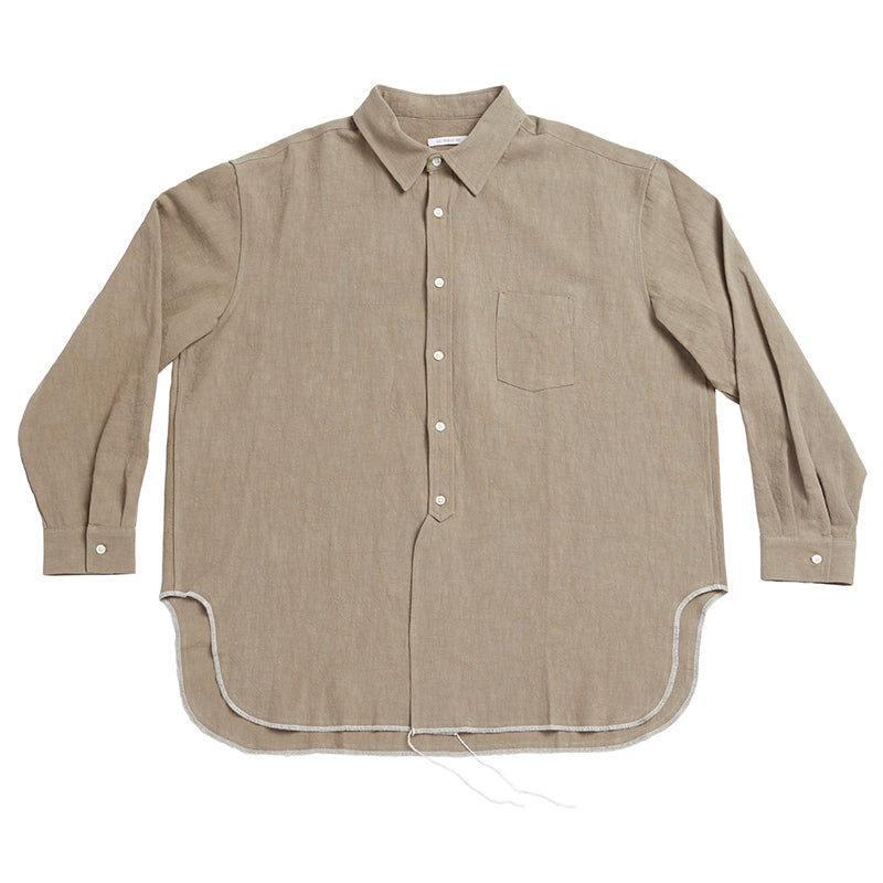 Langston Shirt - Taupe