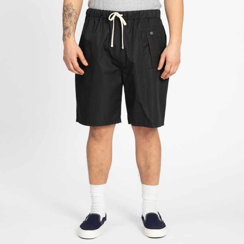 Convoy Short - Black (Water Resistant)