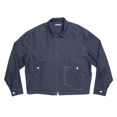 Range Jacket - Indigo Denim