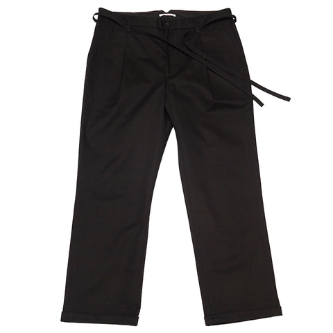 Lansky Pant - Black Cotton (water resistant)