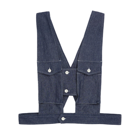 Harness - Indigo Denim