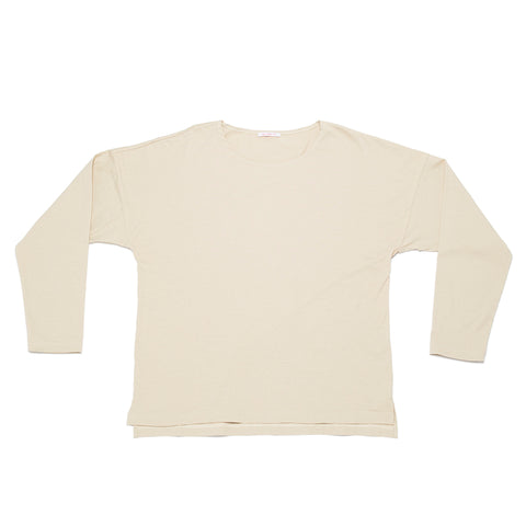 Long Sleeve Dolman T-Shirt - Sand