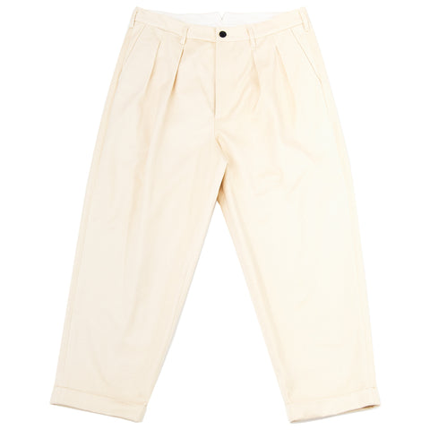 Charlie Pant - Vanilla Twill (Water/Stain Resistant)