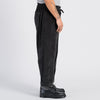 Band Pant - Black Corduroy