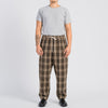 Symphony Pant - Brown Plaid