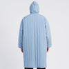 Canopy Coat - Slate Blue (Recycled Nylon)