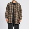 Ox Shirt - Brown Plaid