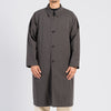 Shelby Trench Coat - Iron Grey (Water Resistant)